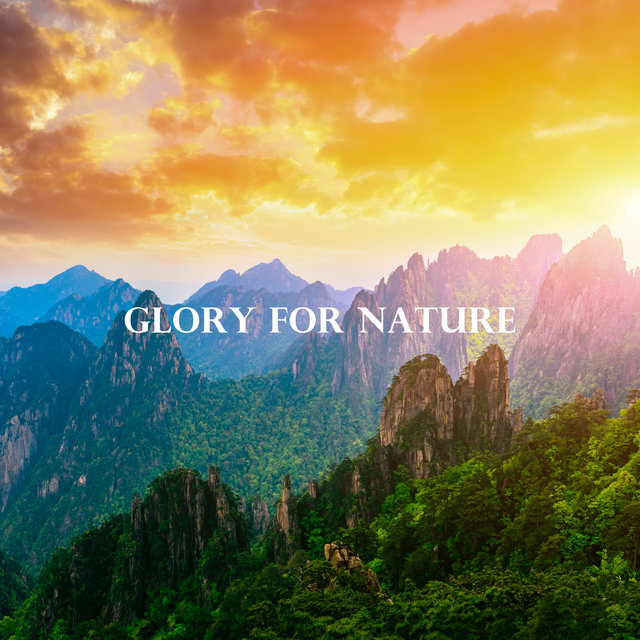 Glory for Nature: Rest, Peace, Admiration and Drawing Energy