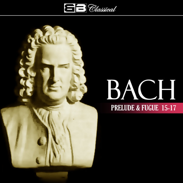 Bach Prelude and Fugue 15-17 (Single)