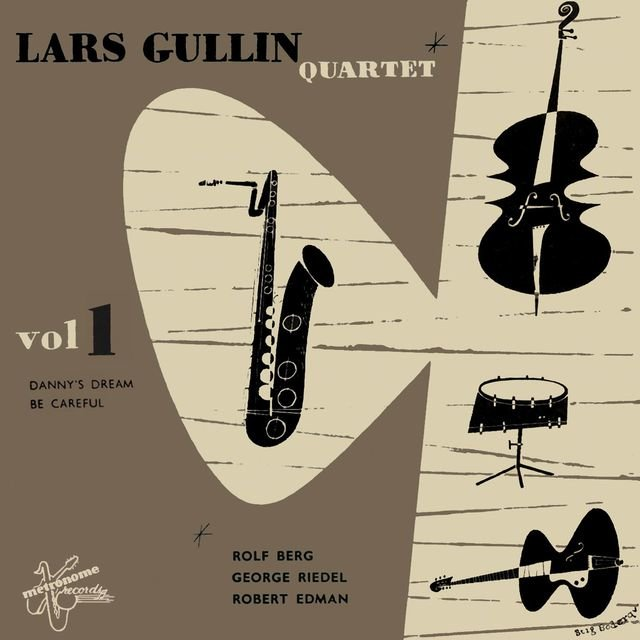 Lars Gullin Quartet Vol. 1