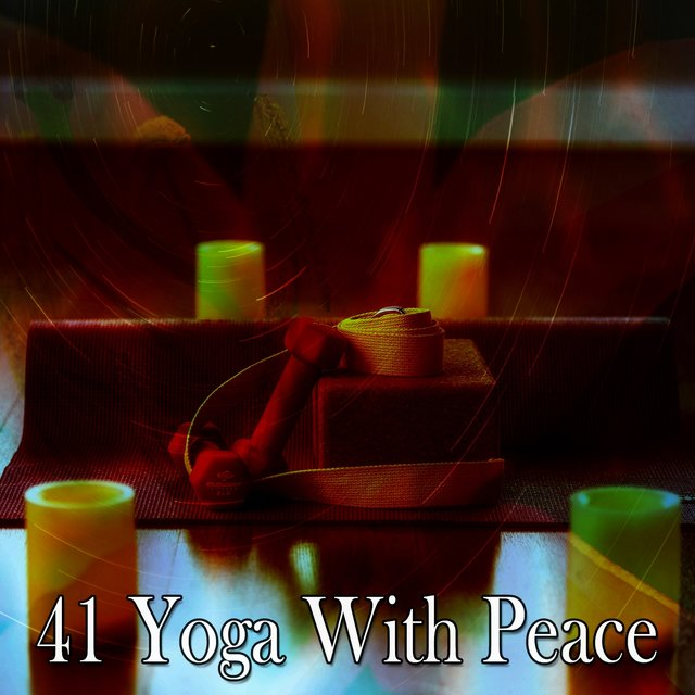 41 Yoga with Peace