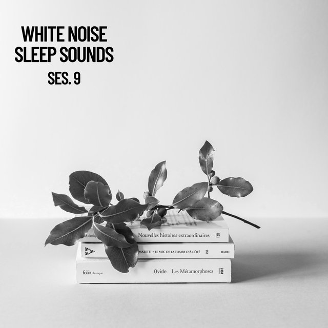 White Noise Sleep Sounds Session 9
