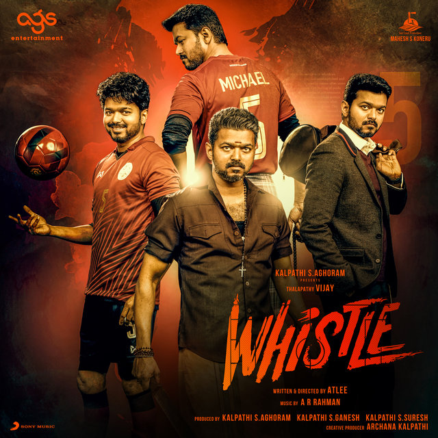 Whistle (Original Motion Picture Soundtrack)