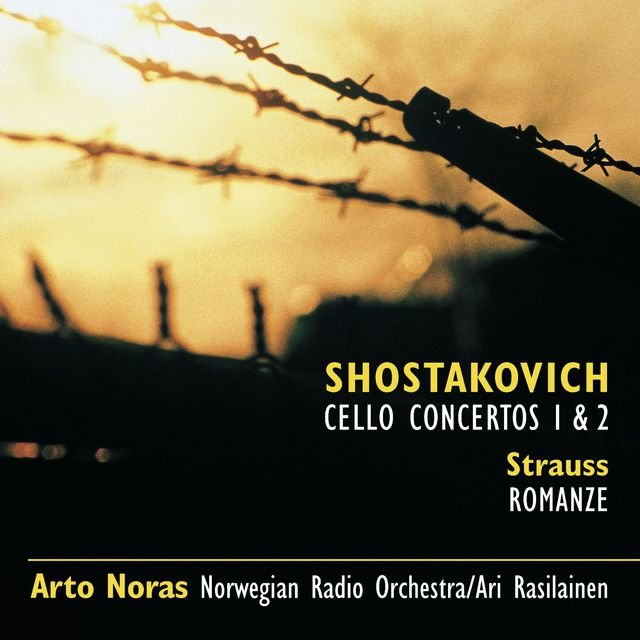 Shostakovich : Cello Concertos 1 & 2 - Strauss : Romanze