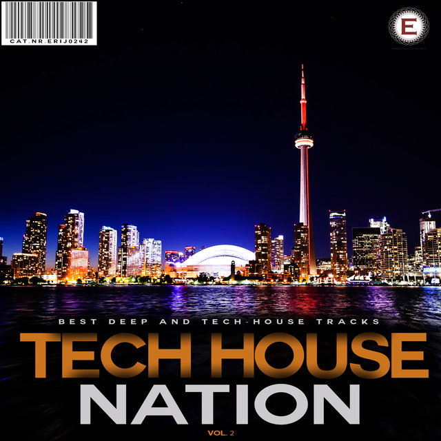 Tech House Nation, Vol. 2