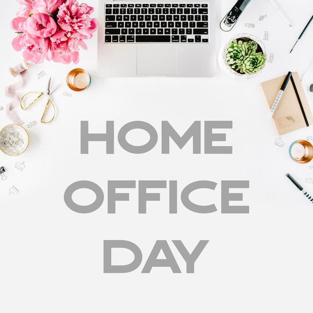 Home Office Day - Light Jazz Collection That Will Make Your Working Time More Pleasant and Awaken Your Creativity, Relaxing Moments, Deep Concentration, Mental Ability, High Focus