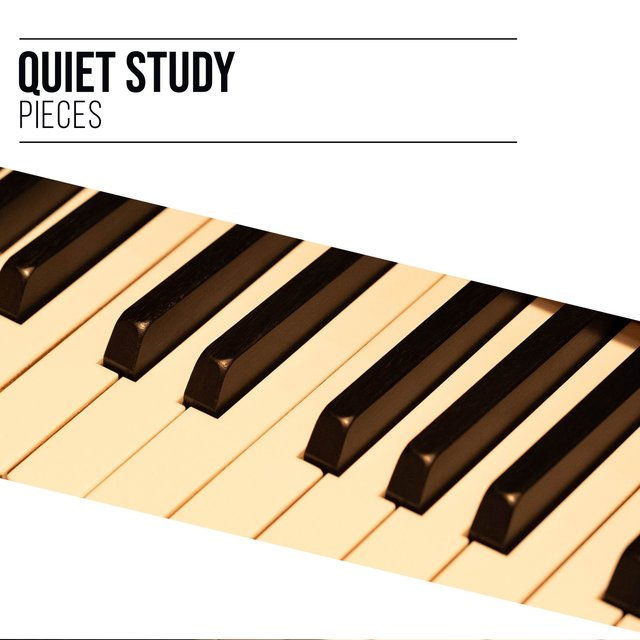 Quiet Study Grand Piano Pieces