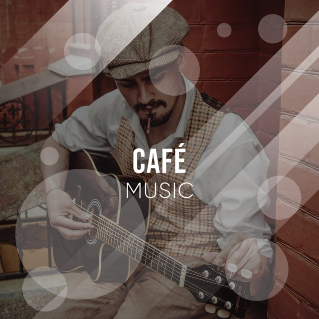 Relaxing Spanish Café Music