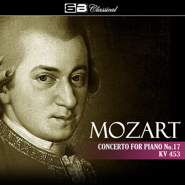 Mozart Concerto for Piano No. 17 KV 453 (Single)