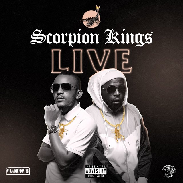 Scorpion Kings Live