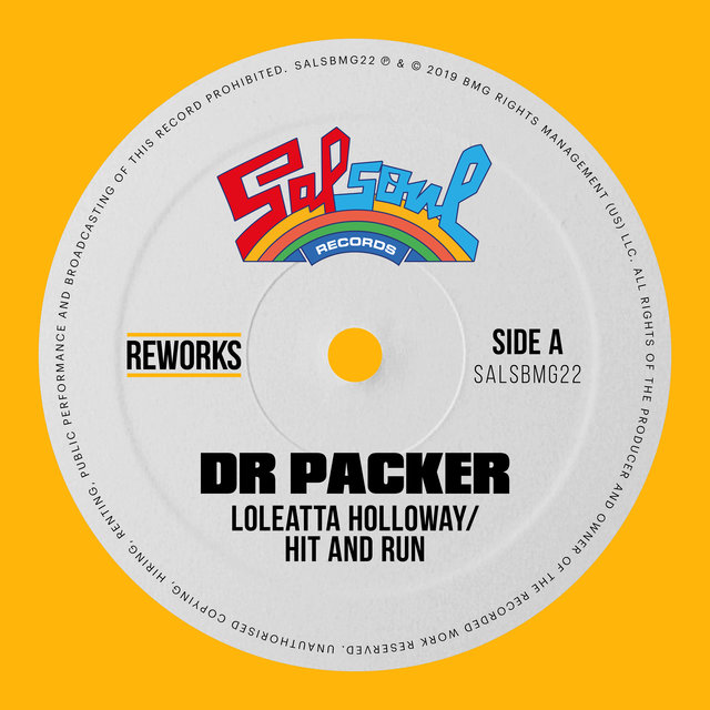 Hit And Run (Dr Packer Rework)