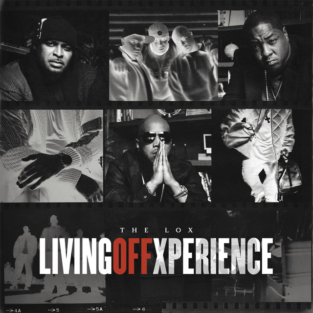 Cover art for album Living Off Xperience by The LOX