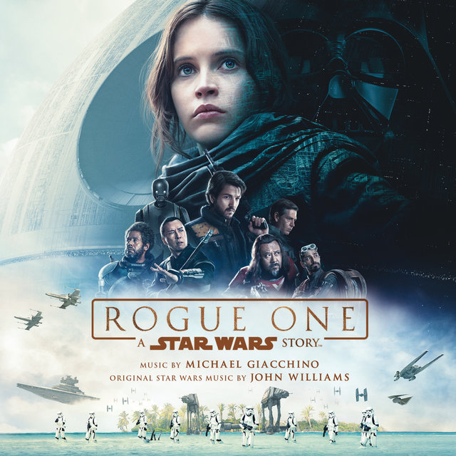 Cover art for album  by Michael Giacchino