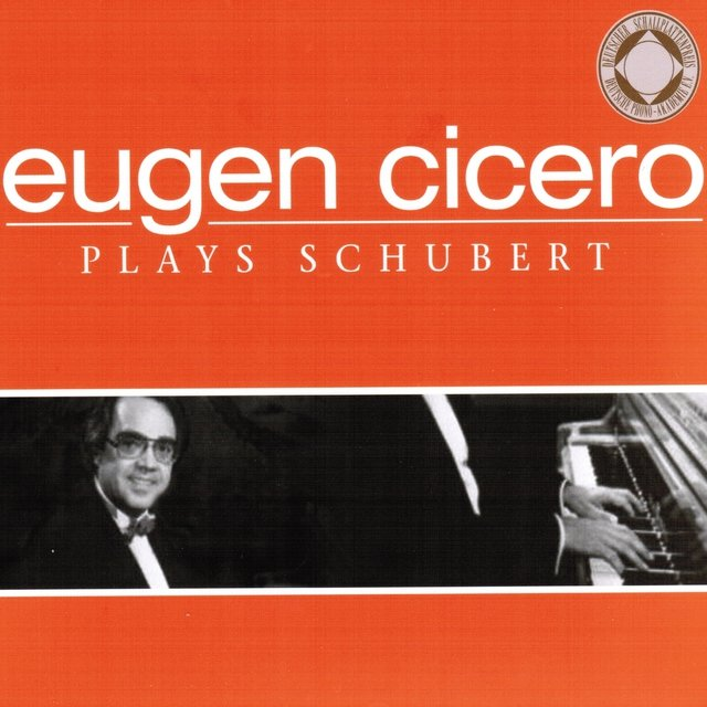 Eugen cicero plays schubert