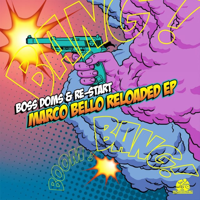 Marco Bello Reloaded EP