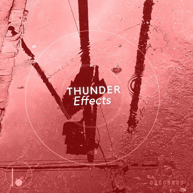 Calming Thunder Background Effects