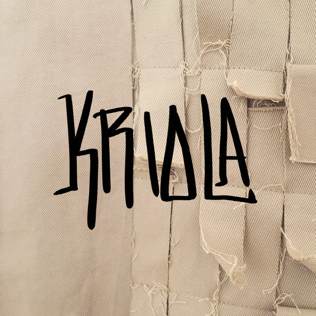 Cover art for album KRIOLA by Dino d'Santiago