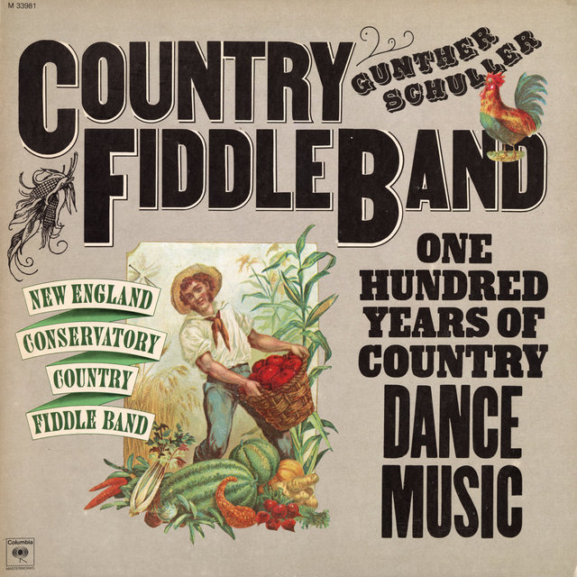 Country Fiddle Band - One Hundred Years Of Country Dance Music