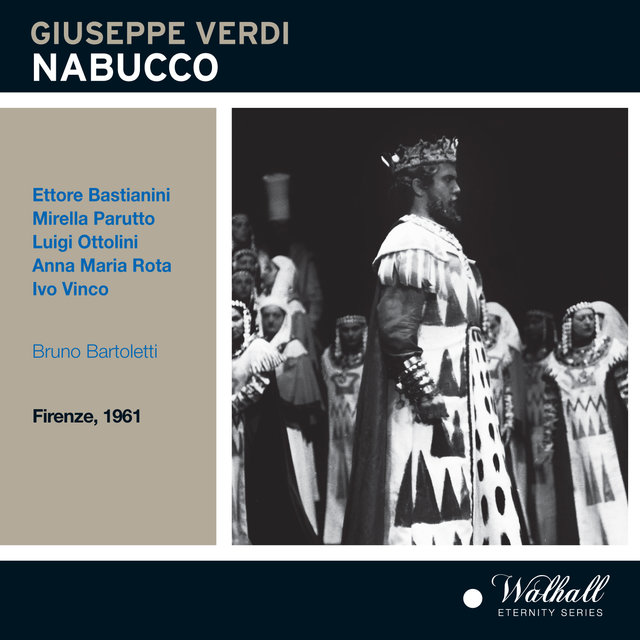 Verdi: Nabucco (Recorded 1961)