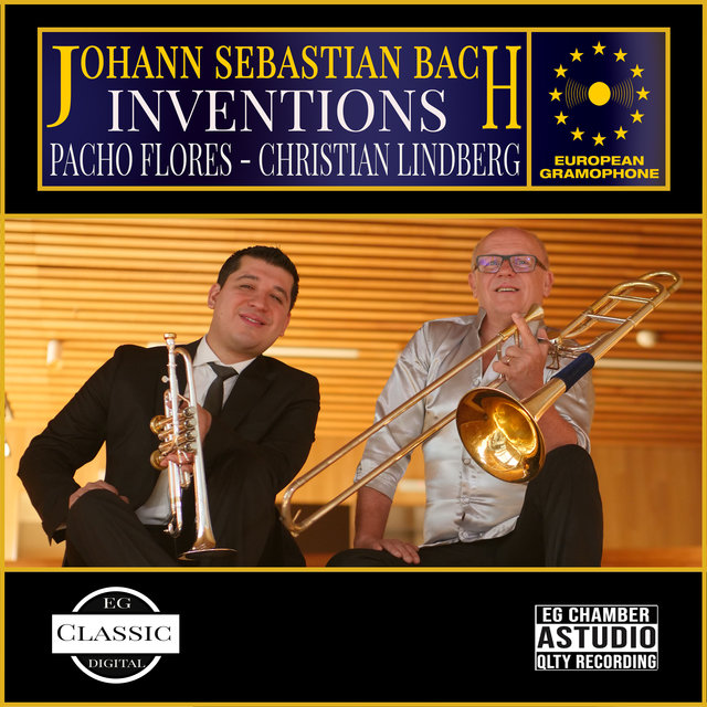Bach: Inventions