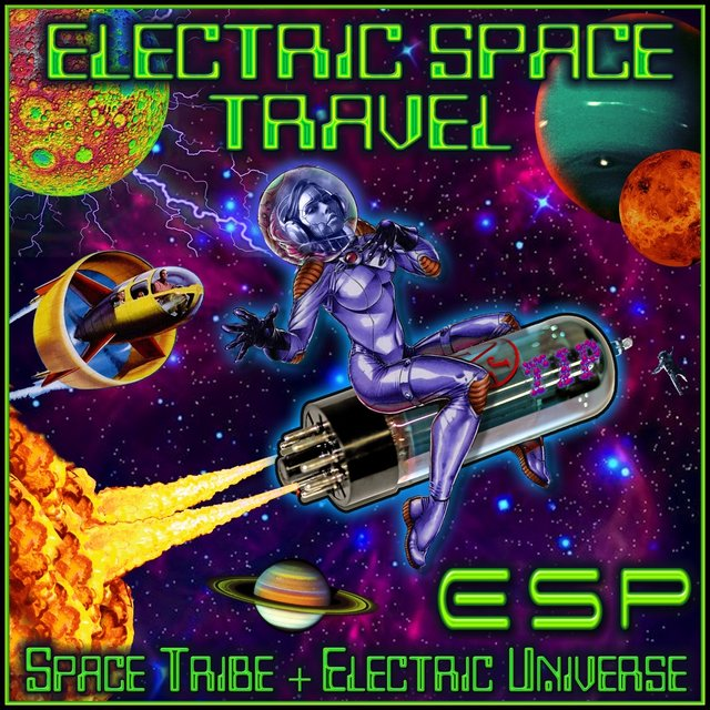 Electric Space Travel EP