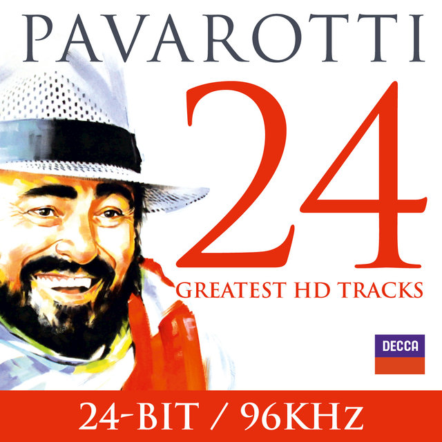 Pavarotti 24 Greatest HD Tracks
