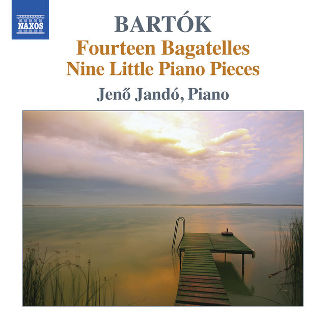 Bartók: Piano Pieces, Vol. 7