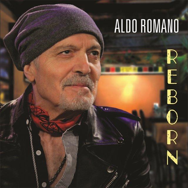 Cover art for album Reborn by Aldo Romano