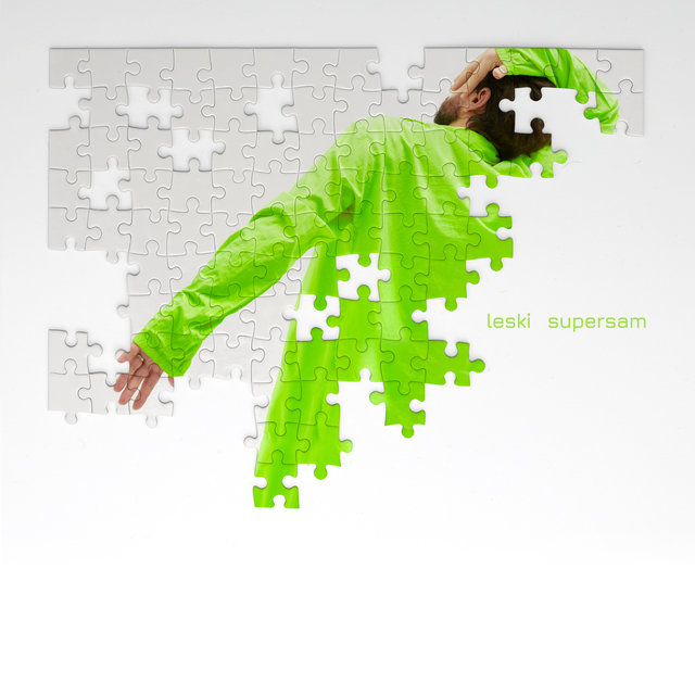 Cover art for album Supersam by Leski