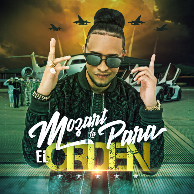 Cover art for album El Orden by Mozart La Para