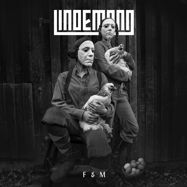 Cover art for album F & M (Deluxe) by Lindemann
