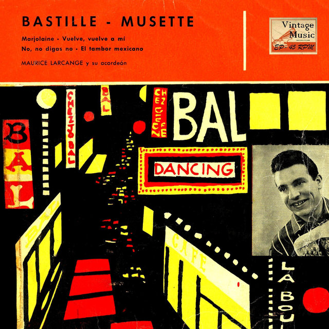 "Vintage World Nº 77 - EPs Collectors, ""Bastille - Musette"""