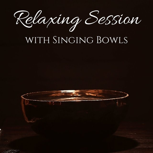 Relaxing Session with Singing Bowls