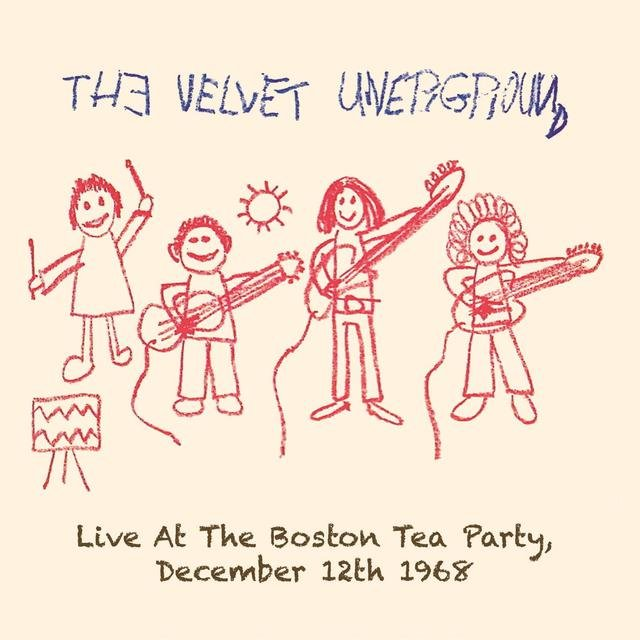 Live At The Boston Tea Party, December 12th 1968