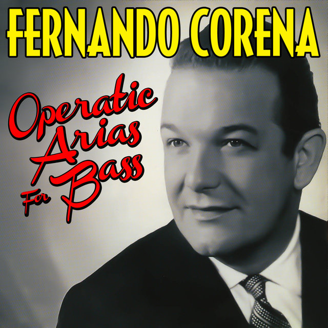 Operatic Arias for Bass