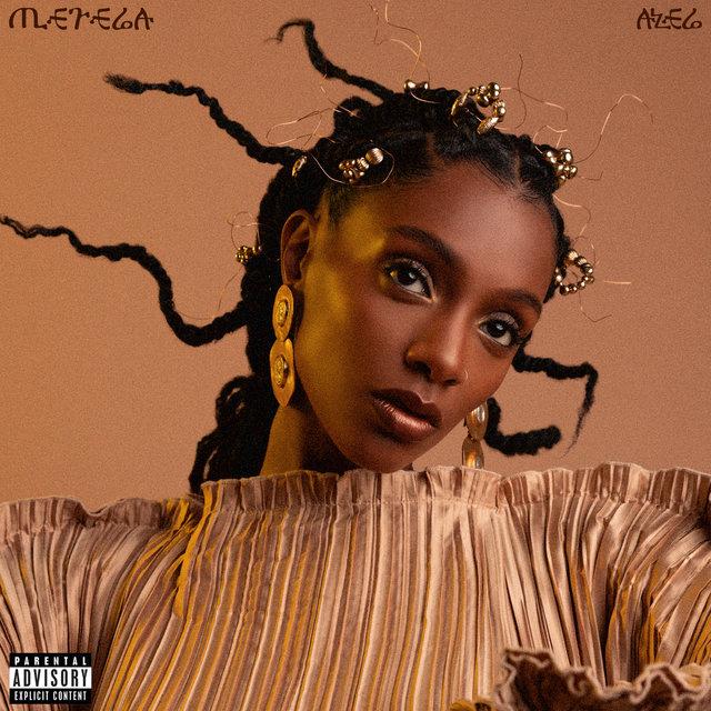 Cover art for album AZEB - EP by Mereba