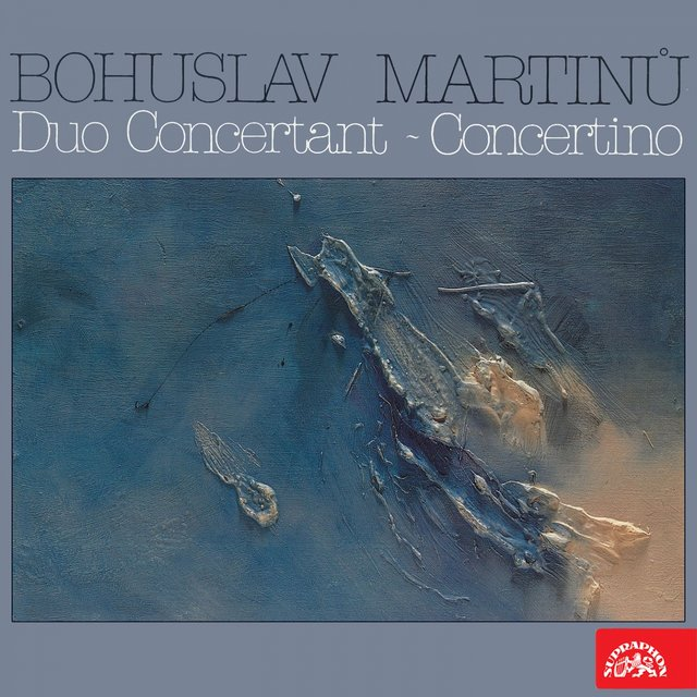 Martinů: Duo Concertant, Concertino