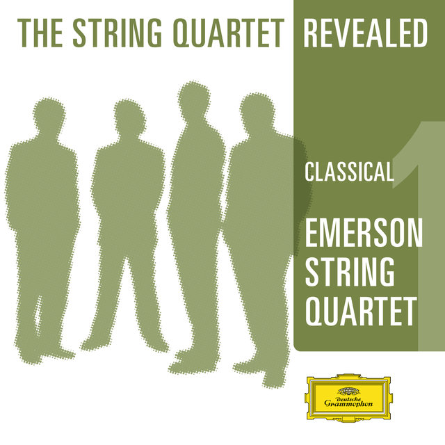 Emerson String Quartet - The String Quartet Revealed (CD 1)