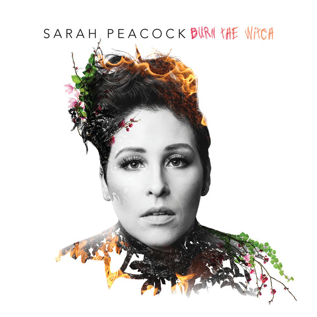 Cover art for album Burn the Witch by Sarah Peacock