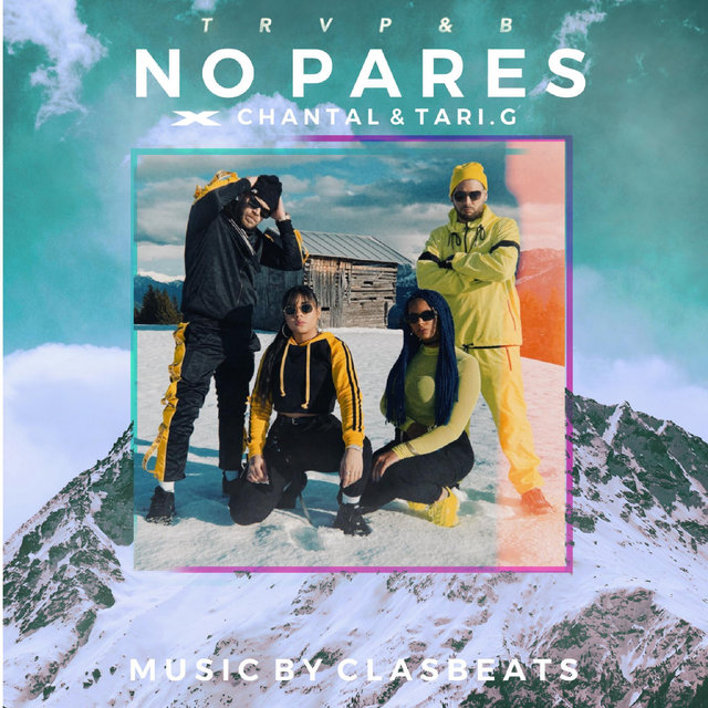 No Pares (feat. Clas Beats)