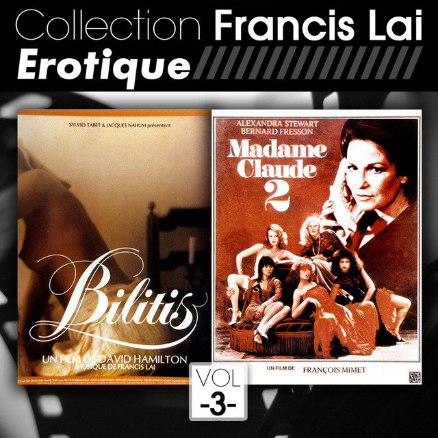 Collection Francis Lai: Erotique, Vol. 3 (Bandes originales de films)