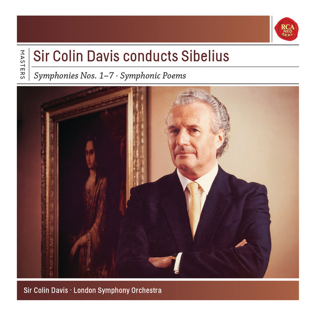 Colin Davis conducts Sibelius