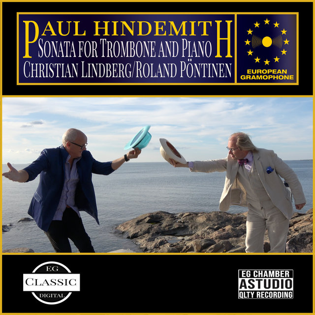 Hindemith: Sonata for Piano and Trombone