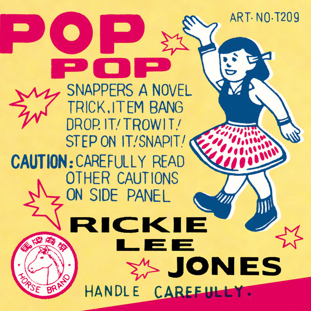 Cover art for album  by Rickie Lee Jones