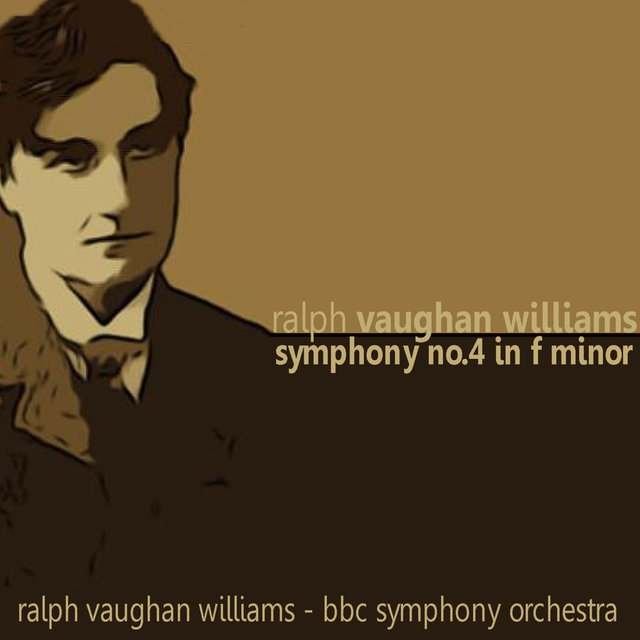 Williams: Symphony No. 4 in F Minor