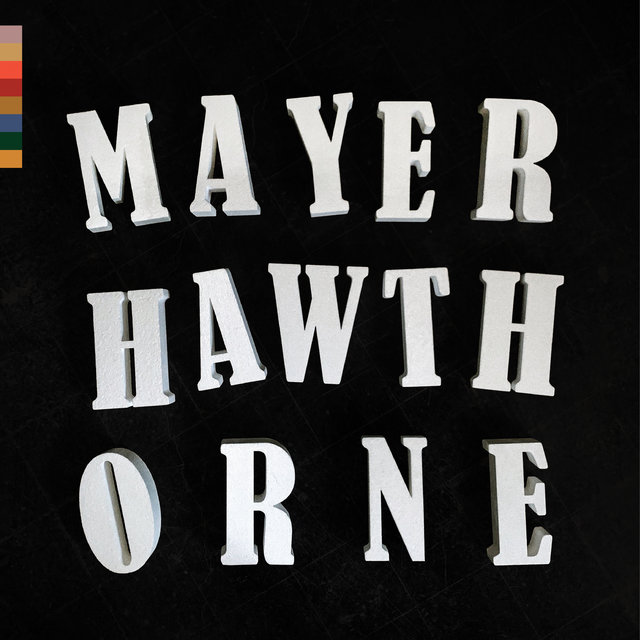 Cover art for album Rare Changes by Mayer Hawthorne
