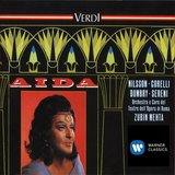 Aida, Act I, Scene 1: Alta cagion v'aduna (King, Messenger, Aida, Radames, Amneris, Priests, Officers)