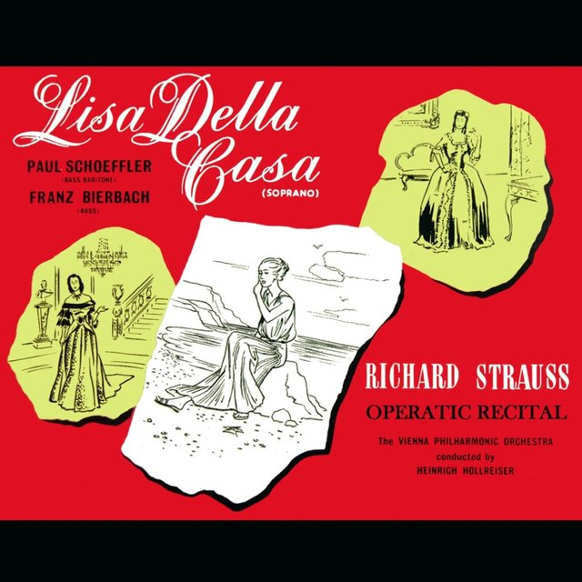 Strauss: Operatic Recital