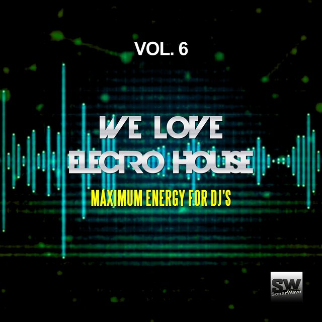 We Love Electro House, Vol. 6 (Maximum Energy For DJ's)