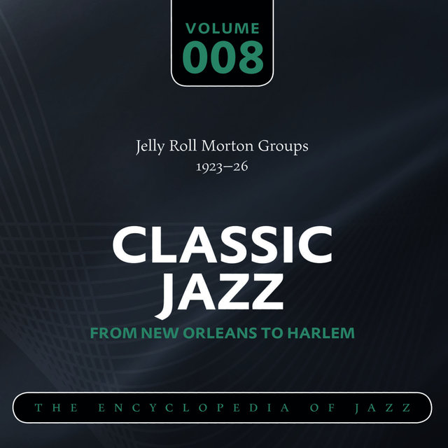 Jelly Roll Morton Groups 1923-26