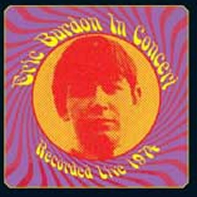 Eric Burdon Live 17th October 1974